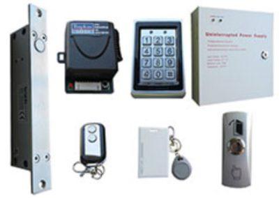 Ηλεκτροπύρος με Κάρτα και Πληκτρολόγιο